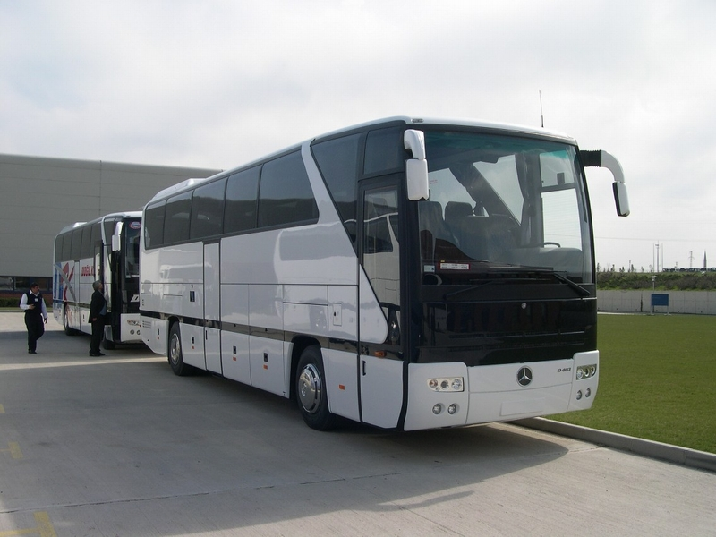 Международные пассажирские перевозки. Заказ автобуса для пассажиров.