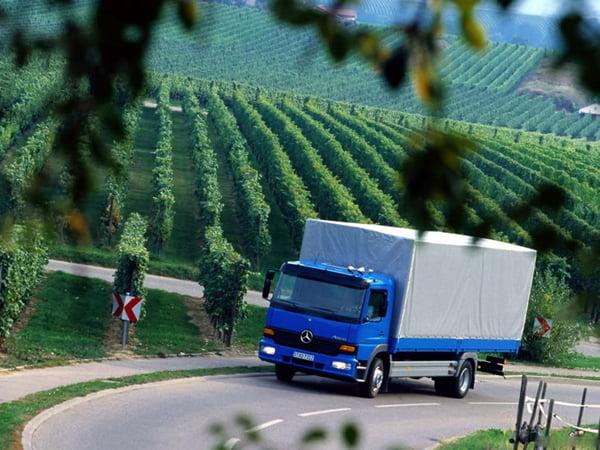 Перевозки грузов до 5 тонн, малотонажные грузовики