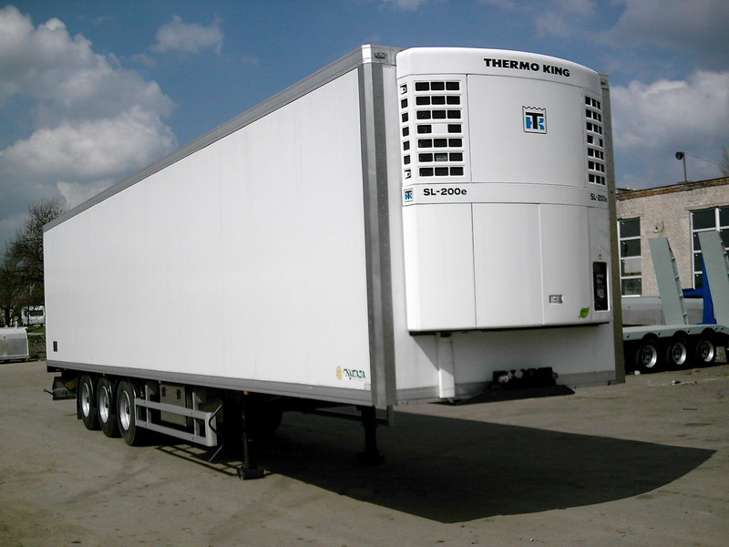 Правильная перевозка продуктов питания всеми видами транспорта.