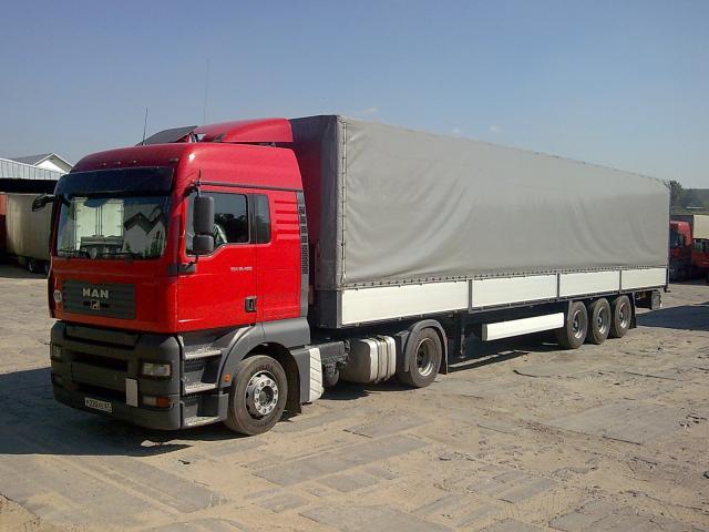 Перевозки грузов Тентованными грузовиками из Румынии, из Молдовы, из Турции в Россию и Европу