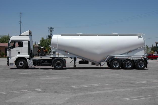 Автозерновоз.Типы используемых зерновозов для перевозки зерновых